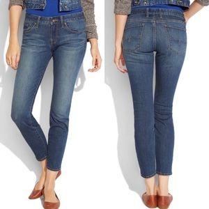LIKE NEW Lucky Brand Lolita Capri Jeans - Cropped